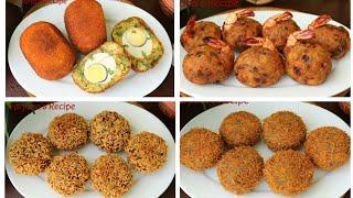 ৪ টি ভিন্ন স্বাদের মচমচে আলুর চপ রেসিপি/আলুরচপ রেসিপি/রমজান রেসিপি ২০১৮/Alur Chop Recipe.