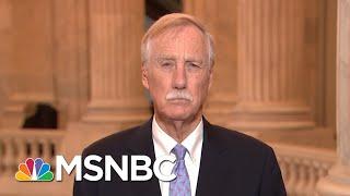 Senator Says Not The Right Time To Talk Impeachment | Morning Joe | MSNBC