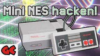 Mini NES hacken & mehr Spiele hinzufügen!