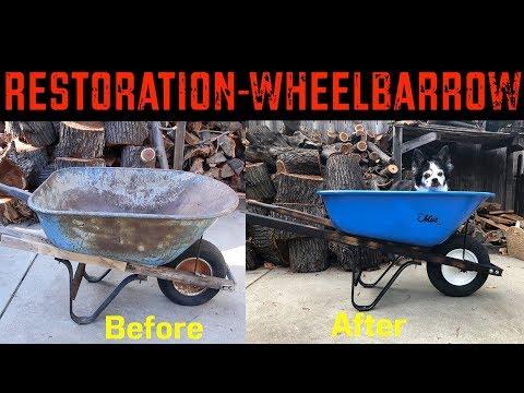 Restoration: Wheelbarrow