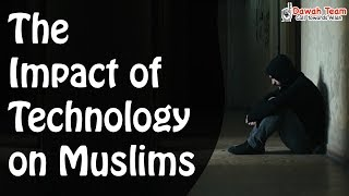 The Impact of Technology on Muslims  ᴴᴰ ┇Mufti Menk┇ Dawah Team