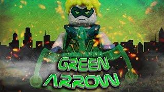 LEGO Green Arrow Episode 4 / LEGO Зелёная Стрела серия 4