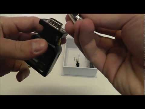 Активный конвертер / переходник с HDMI на VGA и компонент