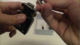 Активный конвертер / переходник с HDMI на VGA и компонент(, 2013-02-11T21:03:42.000Z)