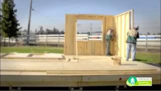 Cómo Hacer Una Casa de Madera