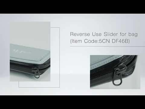 YKK® Reverse Use Slider for bag Item Code5CN DF46B en