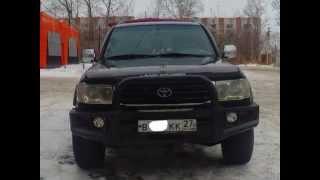 продам Toyota-landcruiser год выпуска 1998  г Хабаровск звонить по тел.89141711513 зовут Эдуард
