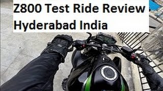 Should you Buy a Kawasaki Z800 in India?