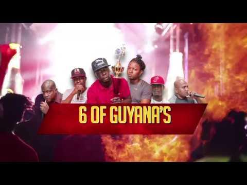 Armageddon Clash 2018 (Guyana) Rounds 2 & 3