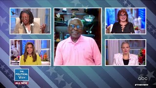 """James Clyburn Defends Joe Biden After """"ain't black"""" Comment: He's """"not a perfect person"""" 