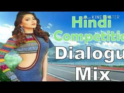 Dj Vikash competition sound check and vip beats /vip dialogue Hindi remix