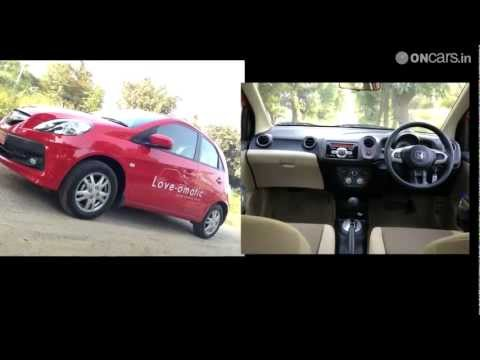 Honda Brio Automatic to launch in India on 18 October 2012