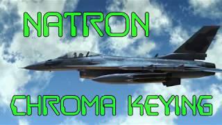 Natron Beginners Tutorial - Chroma Keying Green Screens