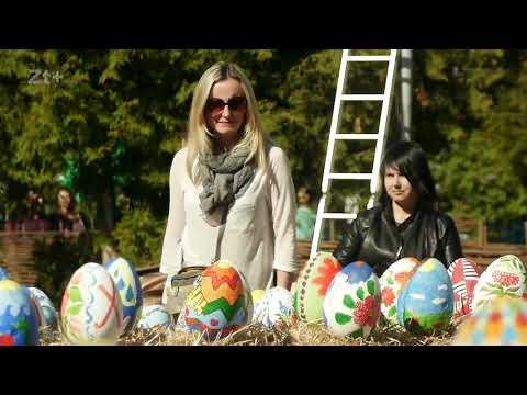 Фестиваль писанок у Житомирі (Easter Festival in Zhytomyr)