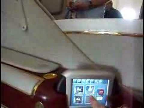 Onboard with United Arab Emirates airline, 2006 GSX-R launch