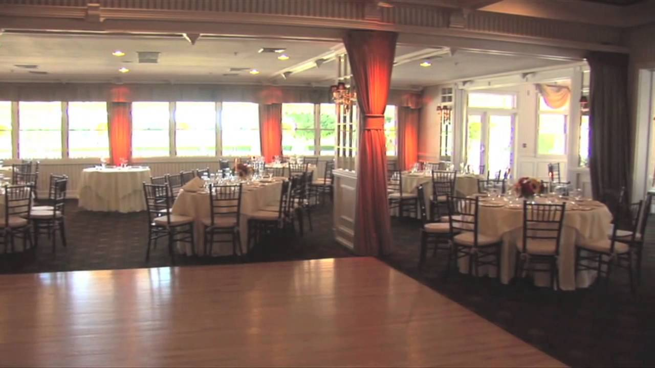 Bellport Country Club Main Ballroom