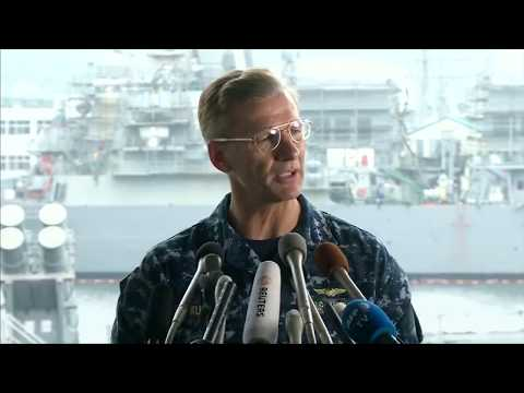 U.S. Navy to relieve 7th Fleet Commander after series Of deadly collisions