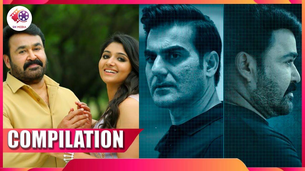 BIG BROTHER - Super Scene Compilation 3 | Hindi Dubbed Version | Mohanlal | Arbaaz Khan
