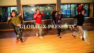 DJ Snake - Taki Taki ft. Selena Gomez, Cardi B, Ozuna - Dance Choreography by GXD studios