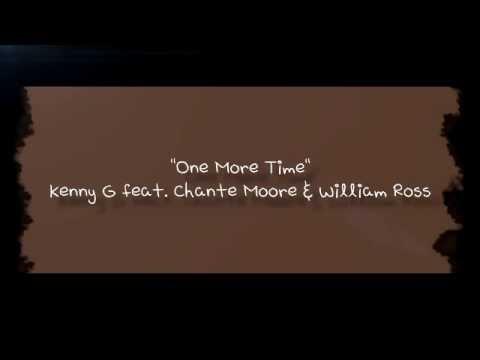 Kenny G - One more time (lyrics)