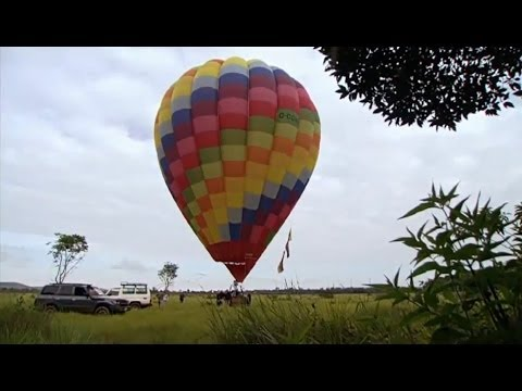 The Worlds Greatest Balloon Adventures - Venezuela (Episode 5)