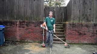 stihl vs husqvarna string trimmer review best string trimmer for lawn business