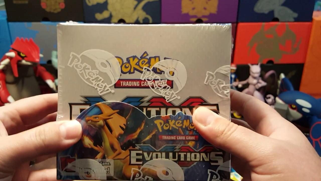 Pokemon cards - XY Wild Blaze Booster Box Opening 2(Jap