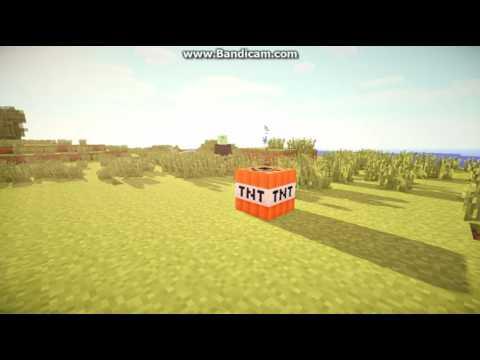 Minecraft Animation Песня задрота | EeOneGuy |