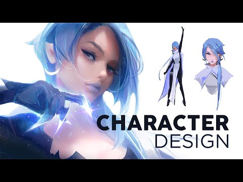 Top 5 Tips for Character Design