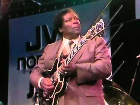 08 - Rock Me Baby B B King - 1985 - North Sea Jazz Festival Netherlands & Live Aid.flv