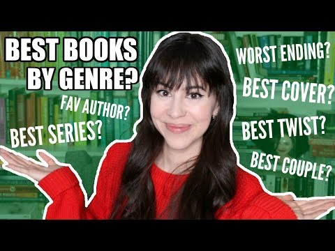 BEST BOOKS OF 2019 BY GENRE & MORE    Books with Emily Fox