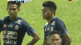 Highlights PSM Makassar vs Arema FC [1-0] 10 Mei 2017 Gojek Traveloka Liga 1
