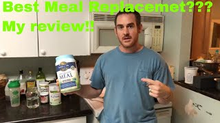 Raw Organic Garden of Life Meal replacement shake worth it?? TRUTH EXPOSED!! My Review