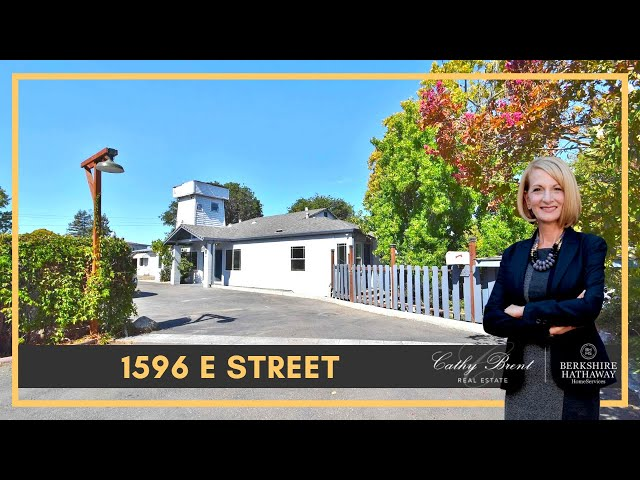 1596 E Street, Hayward, CA 94541   Cathy Brent Real Estate