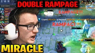 Miracle DOUBLE RAMPAGE with Morphling and one Bonus Game vs MagE at Middle