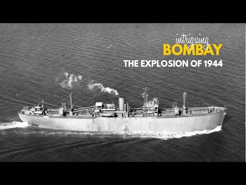 11. Intriguing Bombay - The Explosion of 1944