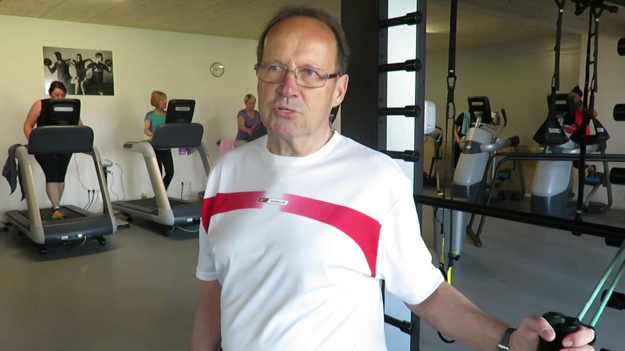Gesund im Fitnesscenter! - YouTube