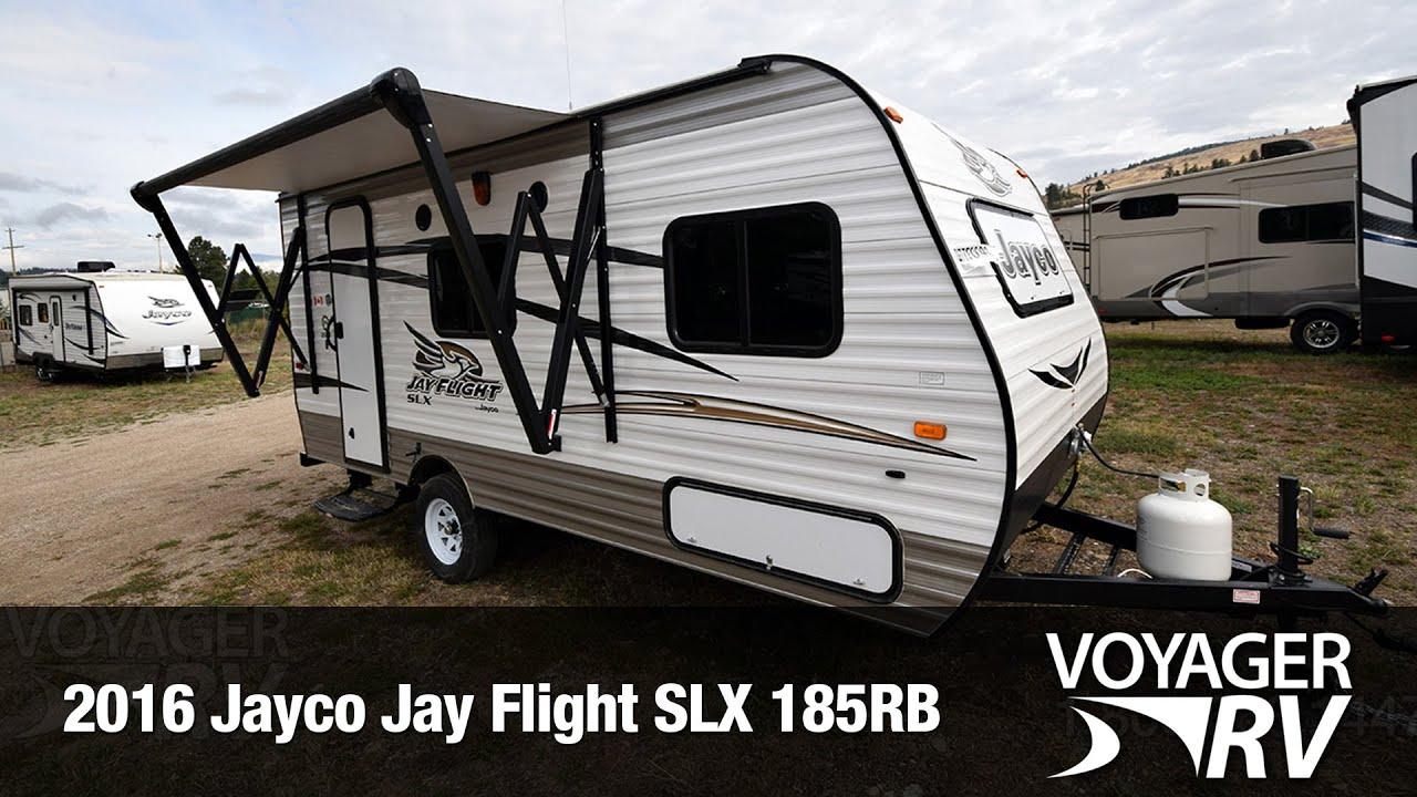 travel trailer v front star delta wiring diagram 3 phase 2016 jayco jay flight slx 185rb video tour