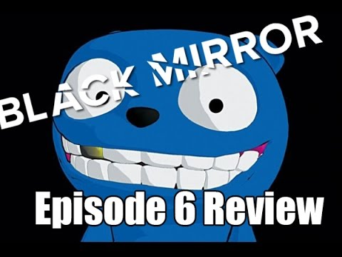 Black Mirror Episode 6: The Waldo Moment Review
