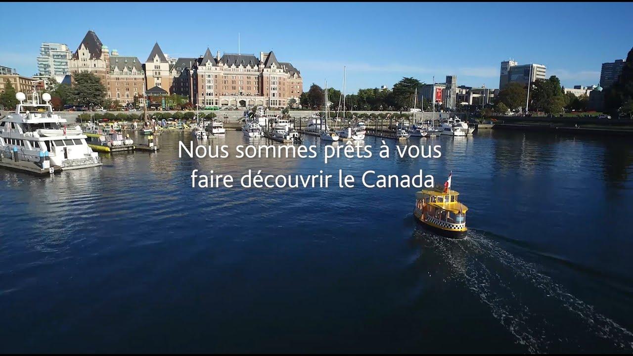 Air Canada: Prêts à  vous faire découvrir le Canada
