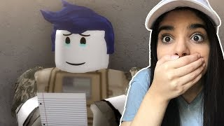 REACTING TO THE LAST GUEST (A Sad Roblox Movie) *I CRIED*