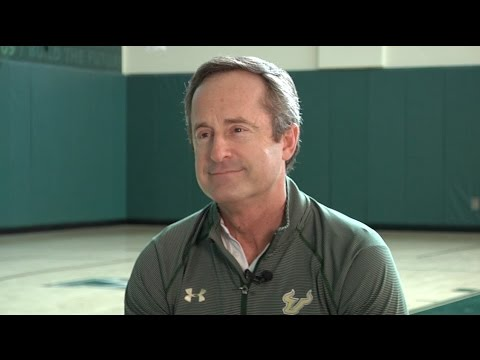 USF Men's Basketball: Murry Bartow Interview