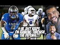 #1 Running Back In The Class Of 2019 RUNS THROUGH 7 DEFENDERS!!!- Trey Sanders Highlights [Reaction]