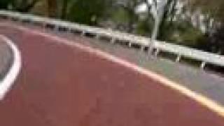 聖蹟桜ヶ丘駅の近くにある、いろは坂通り。 自転車にとってはヒルクライ...