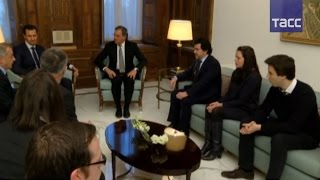 Асад заявил о готовности к переговорам по урегулированию в Сирии