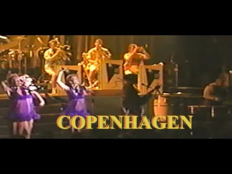 Kid Creole & the Coconuts do Copenhagen(1/6) LifeBoat Party