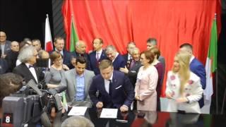 Współpraca Ursusa z Algierią #polskamoc Targi Agrotech Kielce 2017