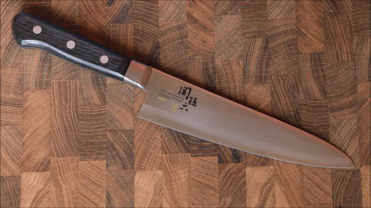 KAI Chef Knife 4000CL AE 5104 Japan