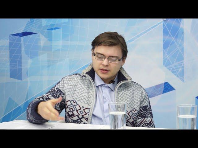 Гость в студии. Максим Кошкин