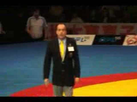 Clarissa Chun - 48KG Gold Medal Match